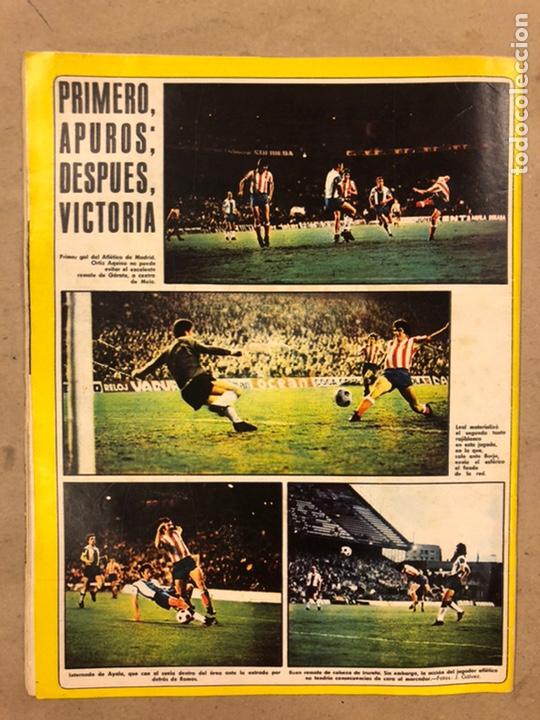 Coleccionismo deportivo: AS COLOR N° 208 (1975). BARCELONA VS REAL MADRID, FÚTBOL FEMENINO, COLLAR, MAGUREGUI, SANTI,... - Foto 13 - 220943057