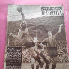 Coleccionismo deportivo: VIDA DEPORTIVA Nº 193 1949 COPA 48/49 ESPANYOL-ATHLETIC VALENCIA-BARÇA - CICLISMO MARIANO CAÑARDO. Lote 221249783