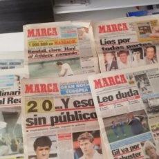 Coleccionismo deportivo: REAL MADRID 2 NAPOLES 0. 1988. SIN PÚBLICO Y MARADONA. Lote 221290580