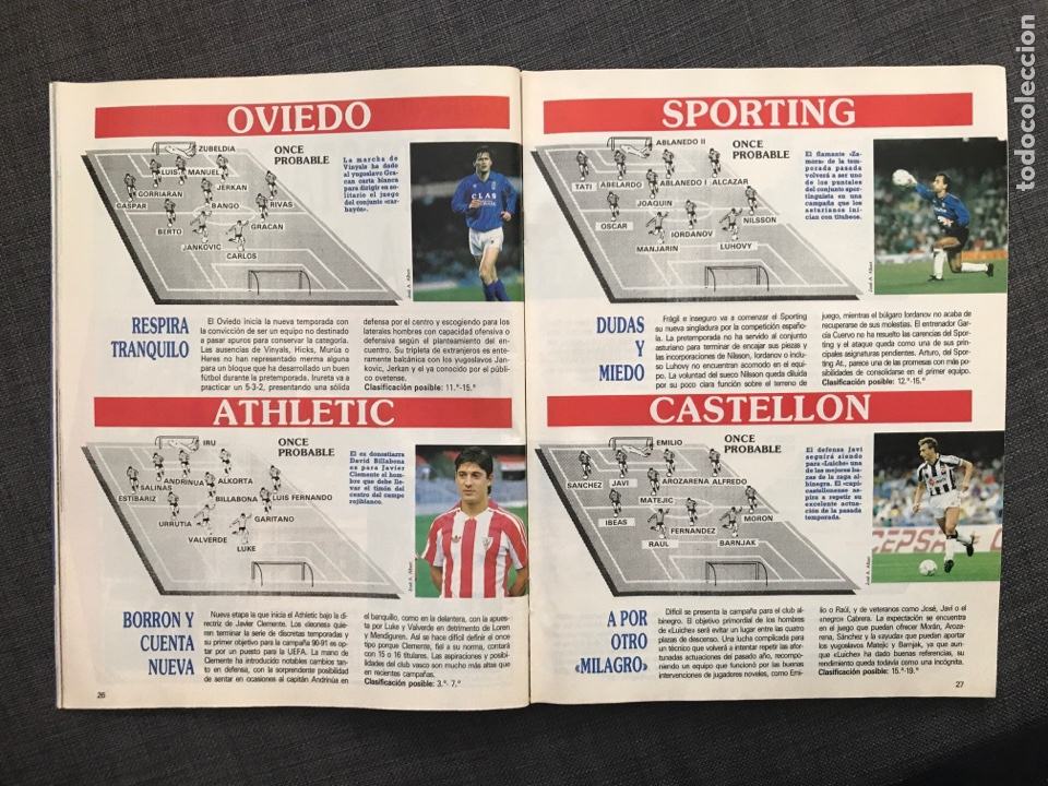 Coleccionismo deportivo: Fútbol don balón 776 - Poster Richardson - Butragueño - Italia Goiko Zamorano Atlético Valladolid - Foto 3 - 221360616