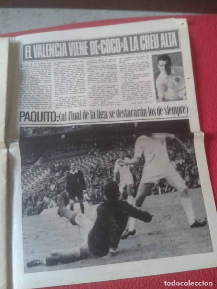 Coleccionismo deportivo: PERIÓDICO NEWSPAPER EL MUNDO DEPORTIVO Nº 13.681 17 SEPT. 1967 DERBI FÚTBOL CLUB BARCELONA ESPAÑOL.. - Foto 15 - 221776996