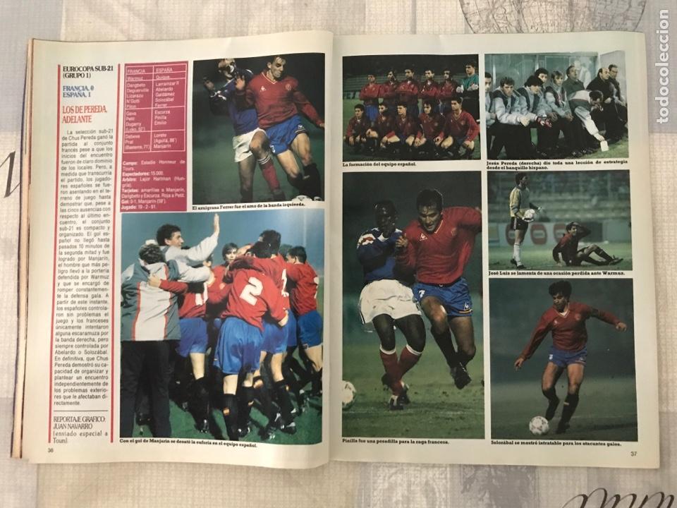 Coleccionismo deportivo: Fútbol don balón 801 - Maradona - España - Castellón - Mallorca - Milla - Logroñés - Foto 7 - 221902896