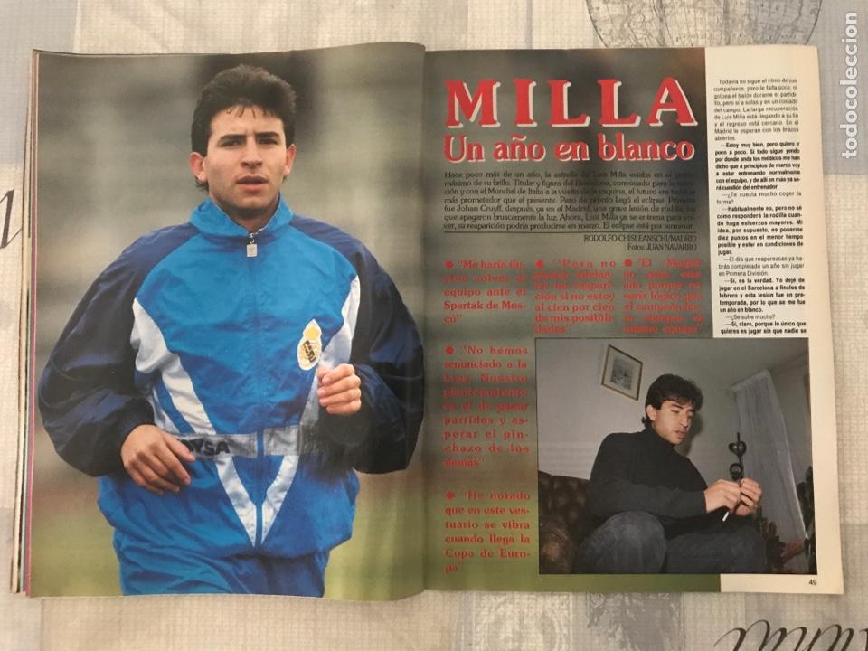 Coleccionismo deportivo: Fútbol don balón 801 - Maradona - España - Castellón - Mallorca - Milla - Logroñés - Foto 10 - 221902896