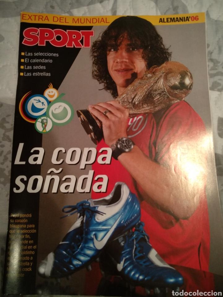 EXTRA MUNDIAL SPORT ALEMANIA 2006 (Coleccionismo Deportivo - Revistas y Periódicos - Sport)