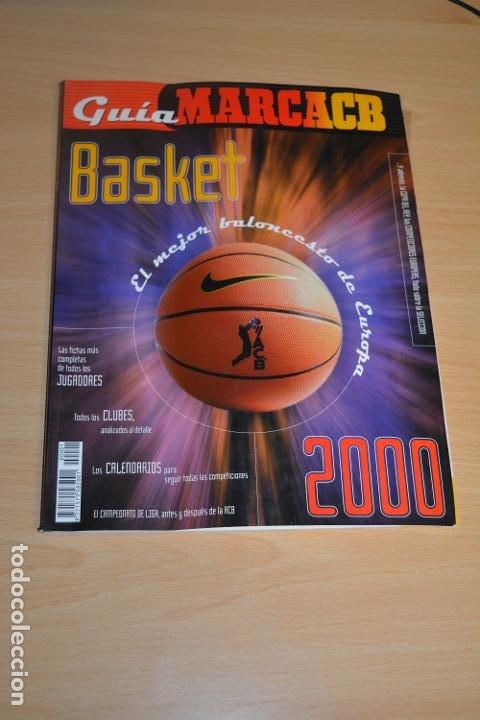 GUIA MARCA ACB BASKET 2000 (Coleccionismo Deportivo - Revistas y Periódicos - Marca)