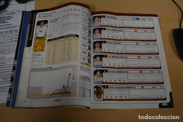 Coleccionismo deportivo: GUIA MARCA ACB BASKET 2000 - Foto 2 - 222489952