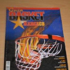 Collezionismo sportivo: GUIA MARCA ACB BASKET 2000-01. Lote 222494982