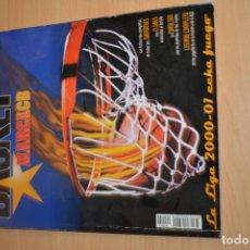 Coleccionismo deportivo: GUIA MARCA ACB BASKET 2000-01. Lote 222494982