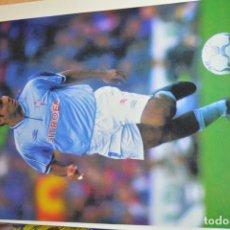 Coleccionismo deportivo: RECORTE DE DON BALON 2000-01.FOTO DE GUSTAVO LOPEZ (CELTA). Lote 222548542