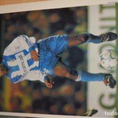 Coleccionismo deportivo: RECORTE DE DON BALON 2000-01.FOTO DE MANUEL PABLO (DEPORTIVO CORUÑA). Lote 222548786