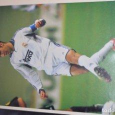 Coleccionismo deportivo: RECORTE DE DON BALON 2000-01.FOTO DE RAUL (REAL MADRID). Lote 222548847