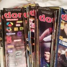 Coleccionismo deportivo: DON BALON AÑO 2003. LOTE DE 24 REVISTAS.. Lote 222550061