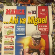 Coleccionismo deportivo: MARCA SUPLEMENTO GUIA TOUR 93. Lote 222598841