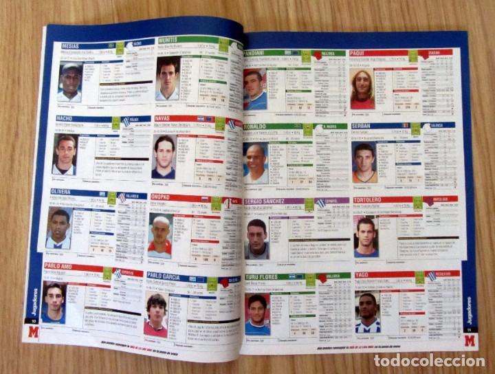 Coleccionismo deportivo: ACTUALIZACION EXTRA LIGA MARCA 2002/2003 - SUPLEMENTO ESPECIAL APENDICE GUIA 02/03 FUTBOL RONALDO - Foto 2 - 222675533