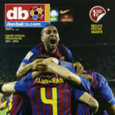 Coleccionismo deportivo: FC BARCELONA (EXTRA Nº 143). Lote 222749973