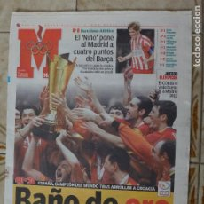 Coleccionismo deportivo: PERIODICO MARCA 7/2/05 ESPAÑA CAMPEONA DEL MUNDO. Lote 223021626