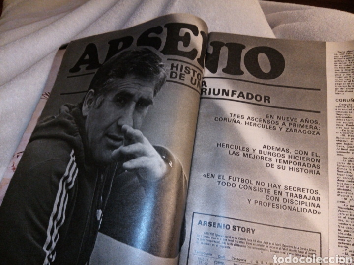 Coleccionismo deportivo: Don Balón. Número 193. Año 1979. Landaburu. Alí. Almería. - Foto 7 - 223145853