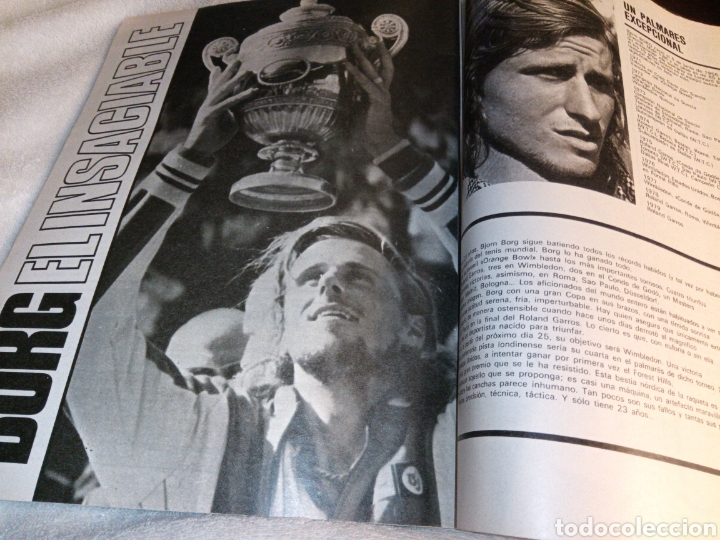 Coleccionismo deportivo: Don Balón. Número 193. Año 1979. Landaburu. Alí. Almería. - Foto 8 - 223145853