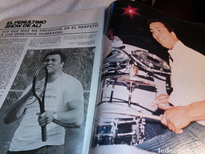 Coleccionismo deportivo: Don Balón. Número 193. Año 1979. Landaburu. Alí. Almería. - Foto 10 - 223145853