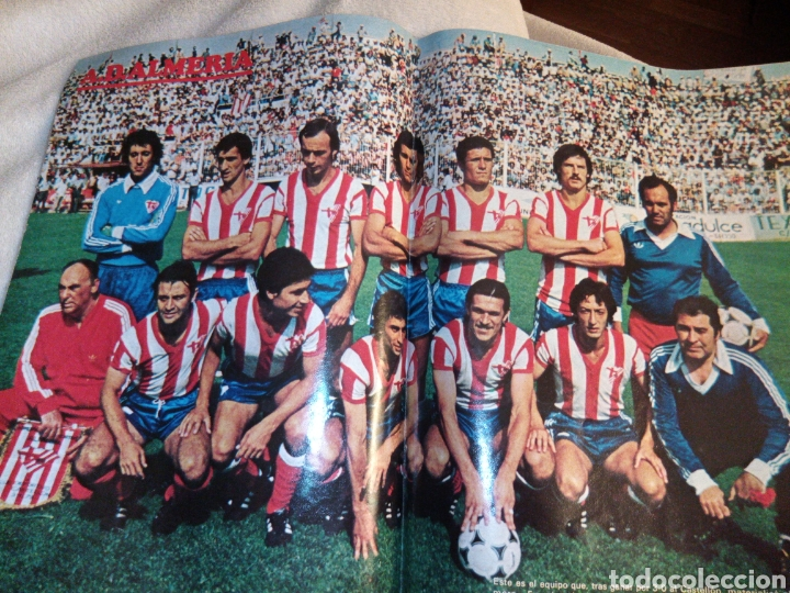 Coleccionismo deportivo: Don Balón. Número 193. Año 1979. Landaburu. Alí. Almería. - Foto 2 - 223145853