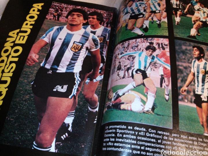 Coleccionismo deportivo: Don Balón. Número 193. Año 1979. Landaburu. Alí. Almería. - Foto 4 - 223145853