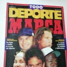 Coleccionismo deportivo: TODO DEPORTE MARCA. ANUARIO 1997-98. Lote 223320088