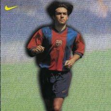 Coleccionismo deportivo: FC BARCELONA - MARIO. Lote 223453085