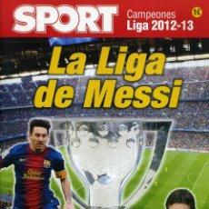 Coleccionismo deportivo: LA LIGA DE MESSI Y DE TITO. Lote 223563320