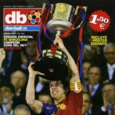 Coleccionismo deportivo: DON BALON - BARÇA EL GRAN REY DE LA COPA (EXTRA Nº 110). Lote 223566940