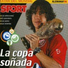 Coleccionismo deportivo: ALEMANIA 2006 - LA COPA SOÑADA. Lote 224141756