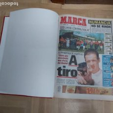 Colecionismo desportivo: DIARIO MARCA MES DE FEBRERO 1996 - AÑO CAMPEON ATLETICO MADRID. Lote 224360530
