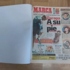 Colecionismo desportivo: DIARIO MARCA MES DE NOVIEMBRE 1996 - AÑO CAMPEON LIGA REAL MADRID. Lote 224443475