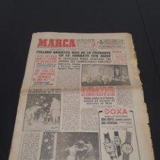 Coleccionismo deportivo: 17/03/1962. FOLLEDO VS MICHEL DIOUF / FRED PENTLAND DEATH / ESTRELLA ROJA ESPAÑOL. Lote 226557930