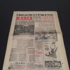 Coleccionismo deportivo: 15/02/1962. EUROPEAN CUP: JUVENTUS - REAL MADRID / FAIRS CUP: VALENCIA - INTERNAZIONALE / COPA JORN. Lote 226578920