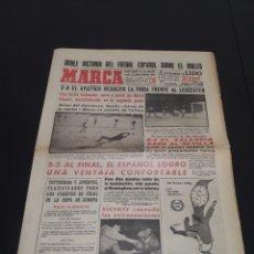 Coleccionismo deportivo: 16/11/1961. COPA FERIAS: ESPAÑOL BIRMINGHAM - ATLETICO LEICESTER / EUROPEAN CUP: TOTTENHAM JUVENTUS. Lote 226583640