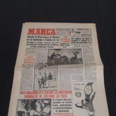 Coleccionismo deportivo: 31/08/1961. KUBALA HOMENAJE: FC BARCELONA - STADE REIMS / INTERCONTINENTAL: PEÑAROL - BENFICA / RIVE. Lote 226584715