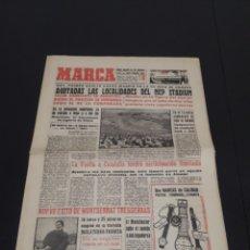 Coleccionismo deportivo: 06/09/1961. EUROPEAN: MONACO RANGERS /HIBERNIAN BELENENSES / VASAS R.MADRID /INTERC: BENFICA PEÑAROL. Lote 226585750
