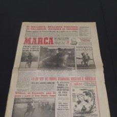 Coleccionismo deportivo: 25/04/1960. AT CEUTA OVIEDO BARCELONA FERROL CORDOBA ZARAGOZA HUELVA GRANADA SAN FERNANDO SABADELL. Lote 226591435