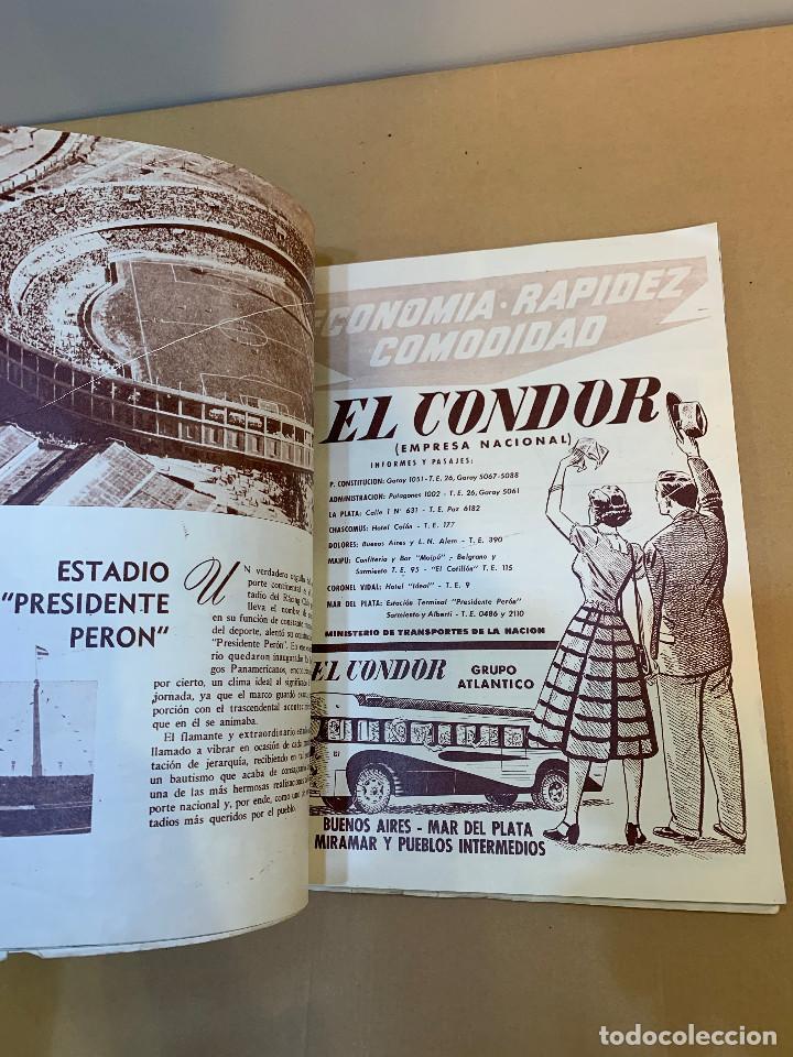 Coleccionismo deportivo: MUNDO DEPORTIVO N.º 100 / PRIMEROS JUEGOS DEPORTIVOS PANAMERICANO - Foto 8 - 226953550