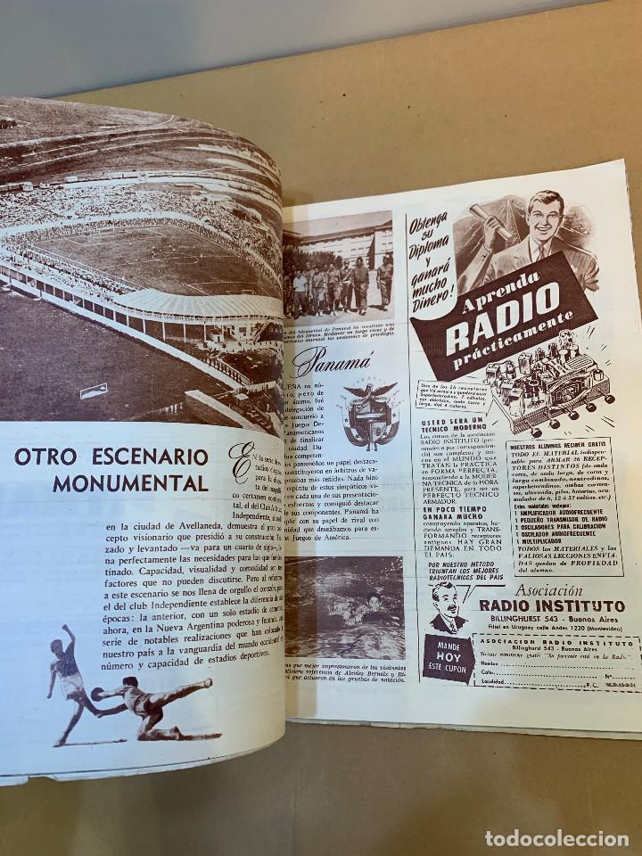 Coleccionismo deportivo: MUNDO DEPORTIVO N.º 100 / PRIMEROS JUEGOS DEPORTIVOS PANAMERICANO - Foto 9 - 226953550