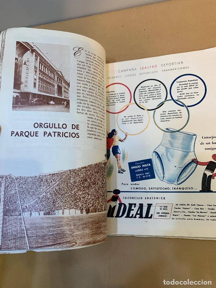 Coleccionismo deportivo: MUNDO DEPORTIVO N.º 100 / PRIMEROS JUEGOS DEPORTIVOS PANAMERICANO - Foto 11 - 226953550