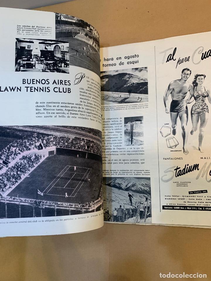 Coleccionismo deportivo: MUNDO DEPORTIVO N.º 100 / PRIMEROS JUEGOS DEPORTIVOS PANAMERICANO - Foto 13 - 226953550