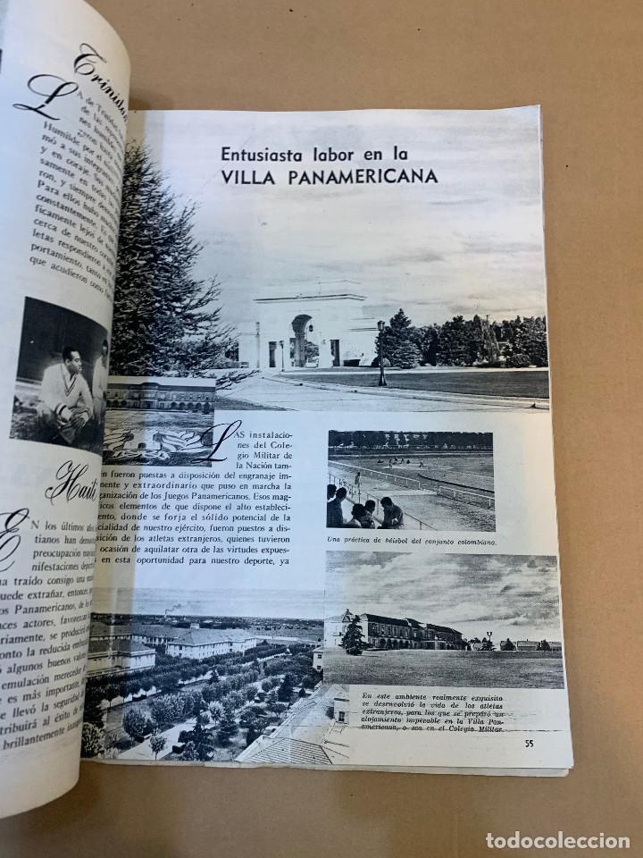 Coleccionismo deportivo: MUNDO DEPORTIVO N.º 100 / PRIMEROS JUEGOS DEPORTIVOS PANAMERICANO - Foto 16 - 226953550