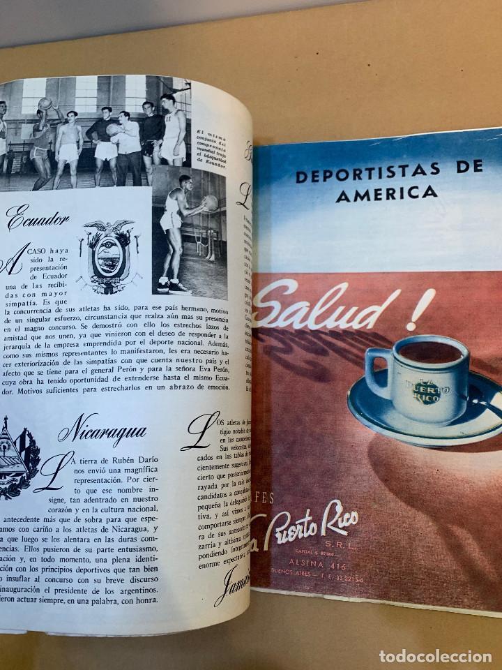 Coleccionismo deportivo: MUNDO DEPORTIVO N.º 100 / PRIMEROS JUEGOS DEPORTIVOS PANAMERICANO - Foto 17 - 226953550