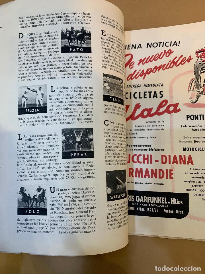 Coleccionismo deportivo: MUNDO DEPORTIVO N.º 100 / PRIMEROS JUEGOS DEPORTIVOS PANAMERICANO - Foto 18 - 226953550
