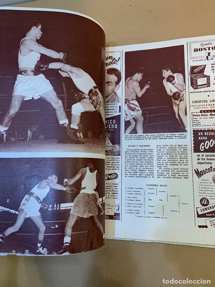 Coleccionismo deportivo: MUNDO DEPORTIVO N.º 100 / PRIMEROS JUEGOS DEPORTIVOS PANAMERICANO - Foto 21 - 226953550