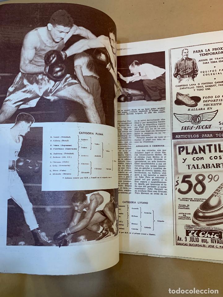 Coleccionismo deportivo: MUNDO DEPORTIVO N.º 100 / PRIMEROS JUEGOS DEPORTIVOS PANAMERICANO - Foto 22 - 226953550