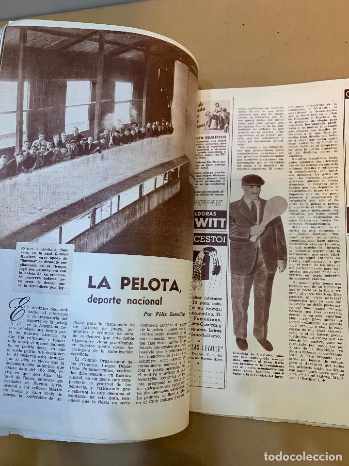 Coleccionismo deportivo: MUNDO DEPORTIVO N.º 100 / PRIMEROS JUEGOS DEPORTIVOS PANAMERICANO - Foto 25 - 226953550
