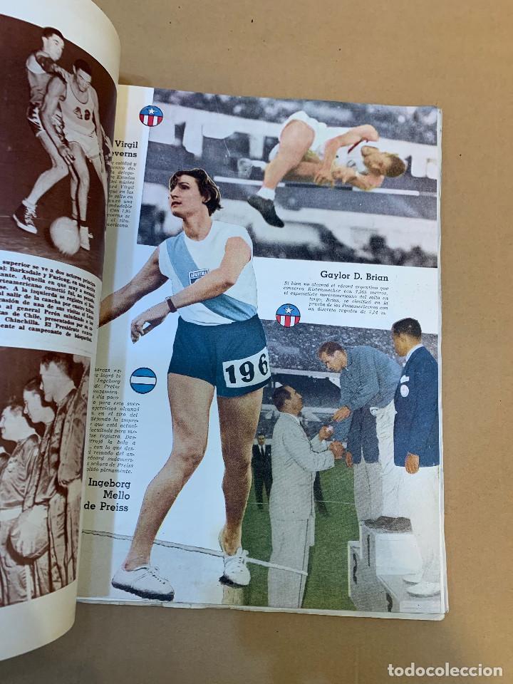 Coleccionismo deportivo: MUNDO DEPORTIVO N.º 100 / PRIMEROS JUEGOS DEPORTIVOS PANAMERICANO - Foto 26 - 226953550