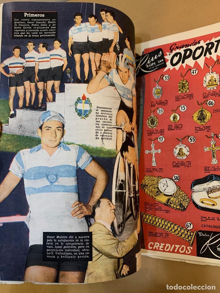 Coleccionismo deportivo: MUNDO DEPORTIVO N.º 100 / PRIMEROS JUEGOS DEPORTIVOS PANAMERICANO - Foto 30 - 226953550